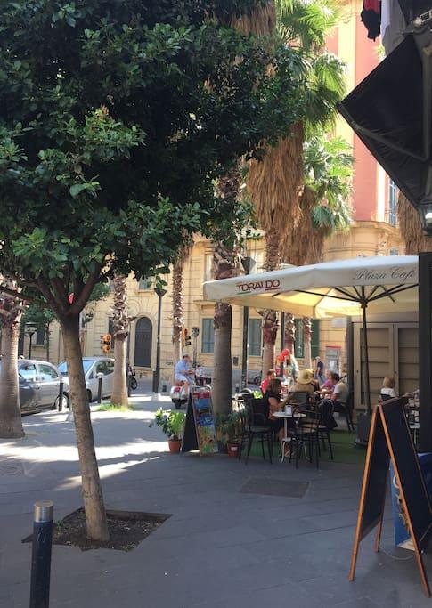 Piazza Cariati