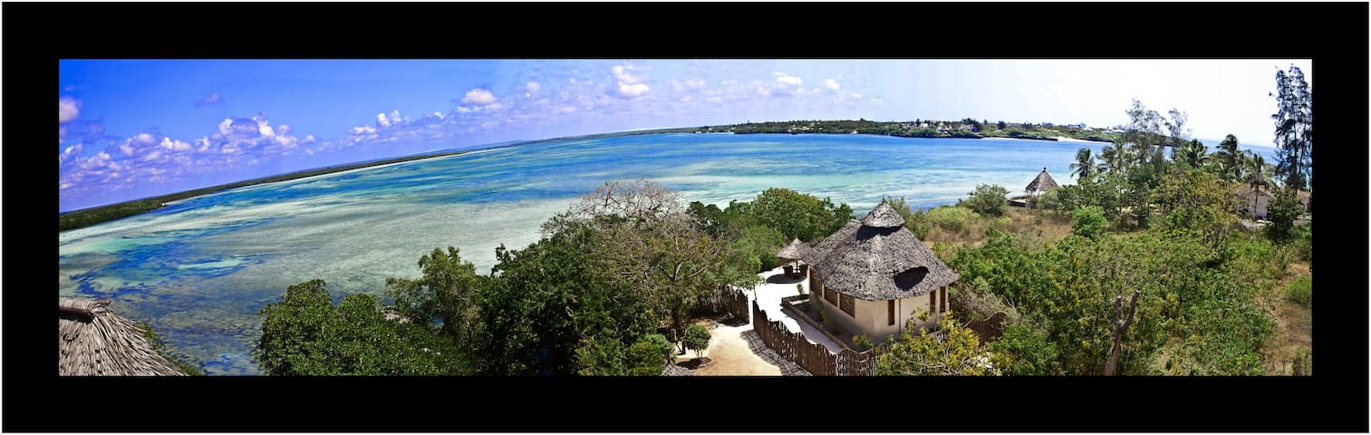 Rock 'N Sea Resort - Watamu - Luontohotelli