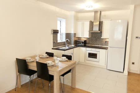 3 bedroom City Centre Apartment - Newcastle upon Tyne - Appartement