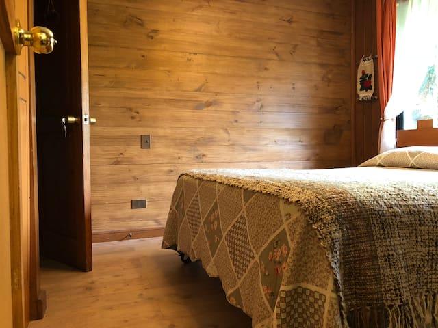 Habitación Matrimonial baño privado