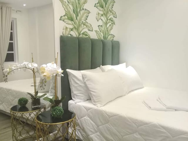 Perfect Staycation Surrounded by Lush Greeneries