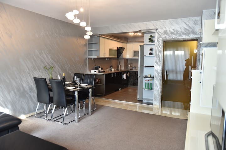 Plovdiv Luxury Apartment