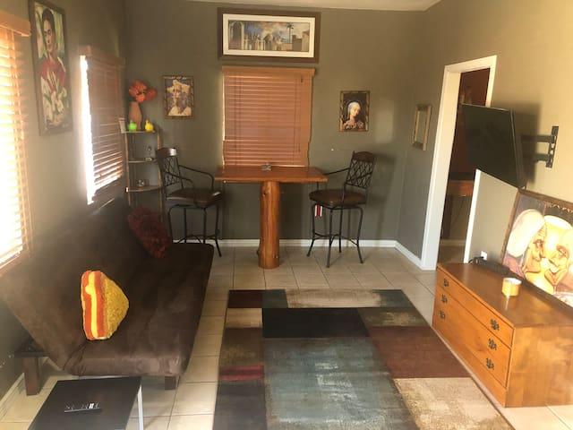 Tiny House Livin' Large!
