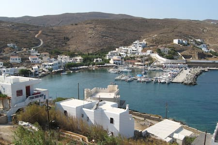 Fantastic View Kythnos I (ισόγειο)
