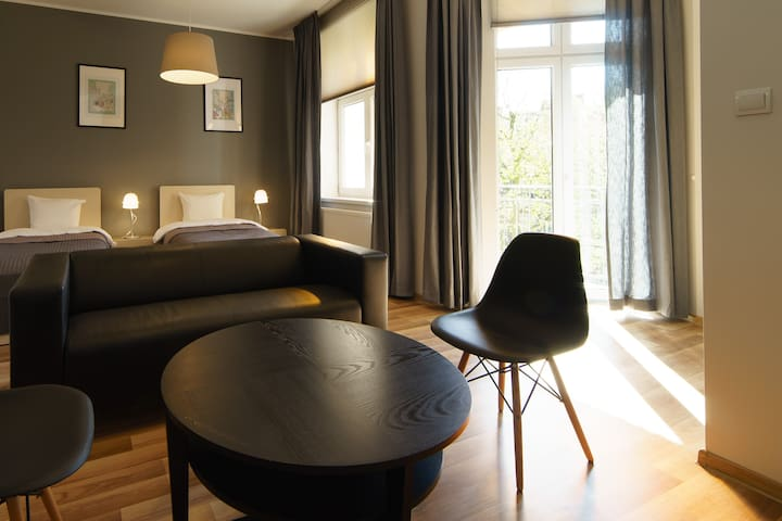 Apartamenty Targowe 1 Night In Poznan