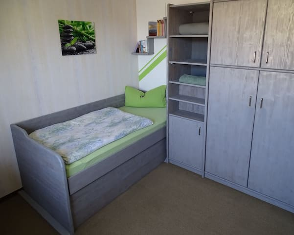 1 BED comfy / Messe 20min / City Center 30min