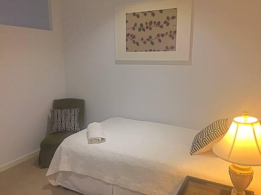 Private retreat room
