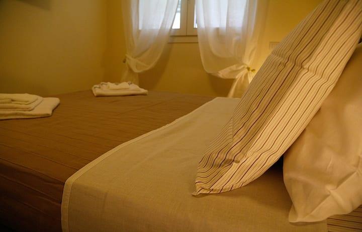 CAV B&B Curiel20 camera matrimoniale bagno privato