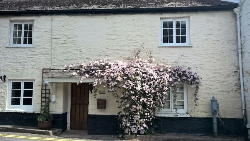 Cosy Traditional Stone Cottage in Dulverton Exmoor - Dulverton - Dom