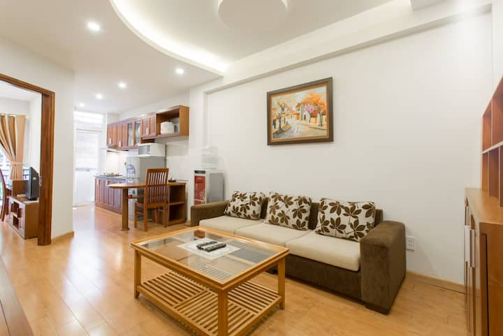 1LDK Palmo2 Serviced Apartment with balcony (D403)