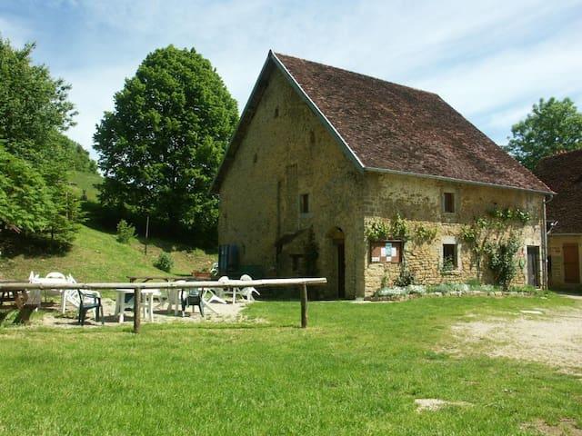 """Gite d'étape et Séjour """" la Maison du Haut"""""""