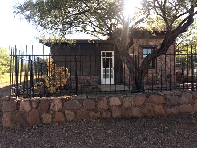 The Stone House on Kenyon Ranch