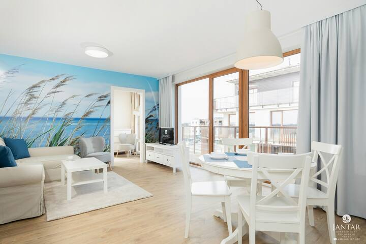 220 Beach Resort-Apartament Deluxe dostęp do SPA