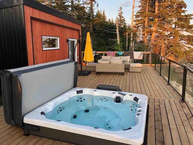 Designer Oceanfront Villa