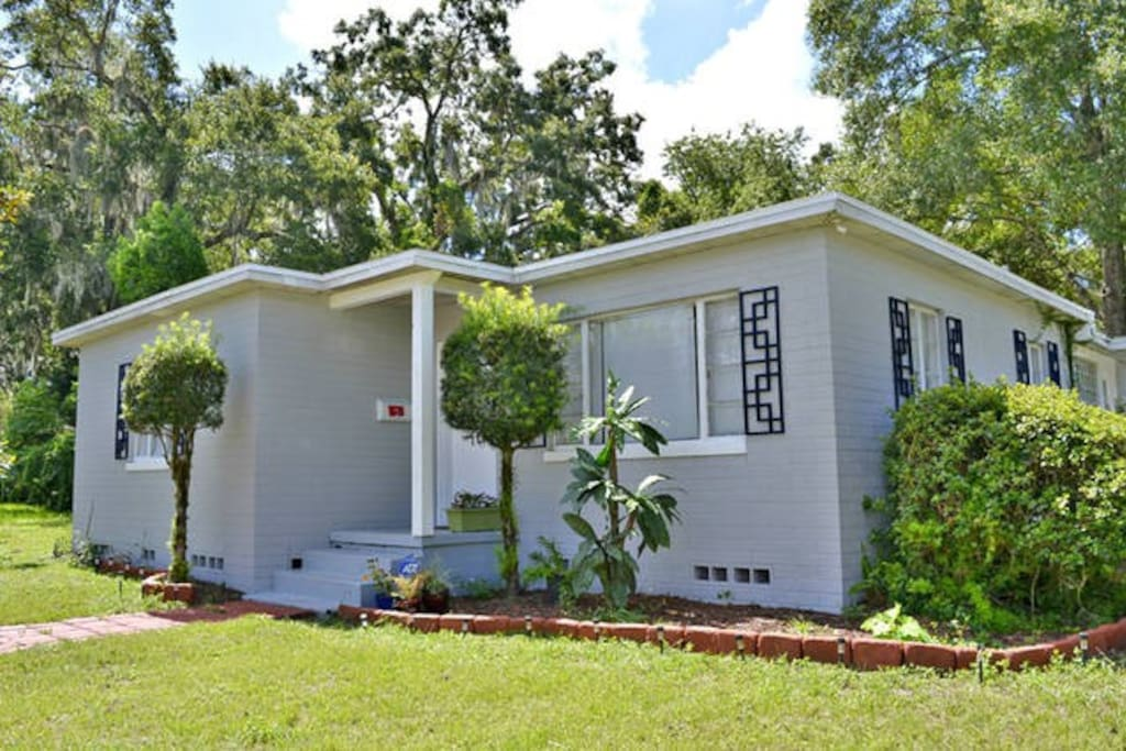Perfect Vacation Home In Downtown Orlando Houses For