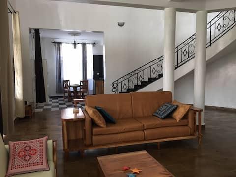 Bujumbura: villa de charme près du LacTanganyika