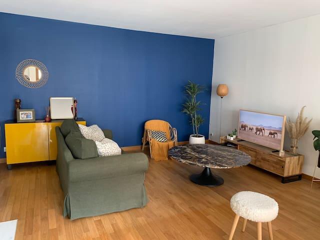 Chambre dans appartement cosy - Lille Centre
