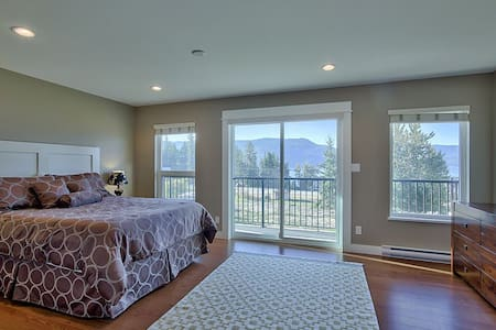 Spectacular room with lake view - Celista