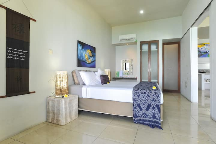 Oceanfront Bungalow @ Aquaria eco resort Bali