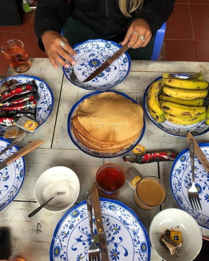 LAO CHAI FAMILY HOMESTAYz