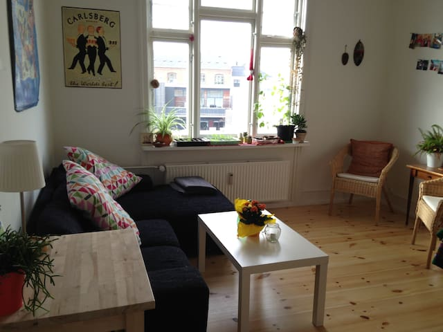 Cosy, bright, Amager apartment - Kodaň - Byt