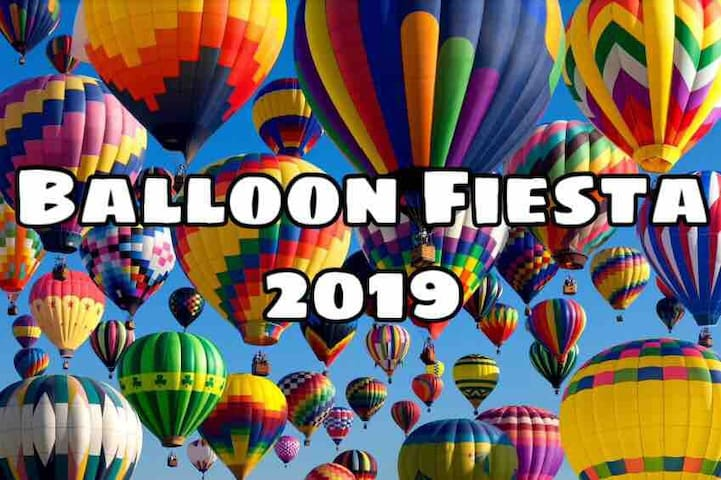 Balloon Fiesta Uptown Home  *Updated pics soon*