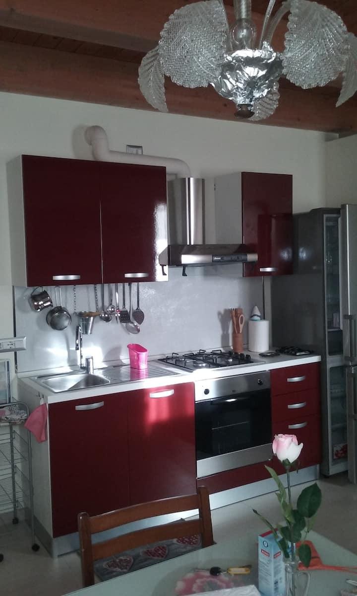 Appartamento ristrutturato a nuovo