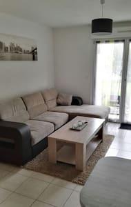 Appartement duplex 3pcs + jardin - Cernay - Apartment