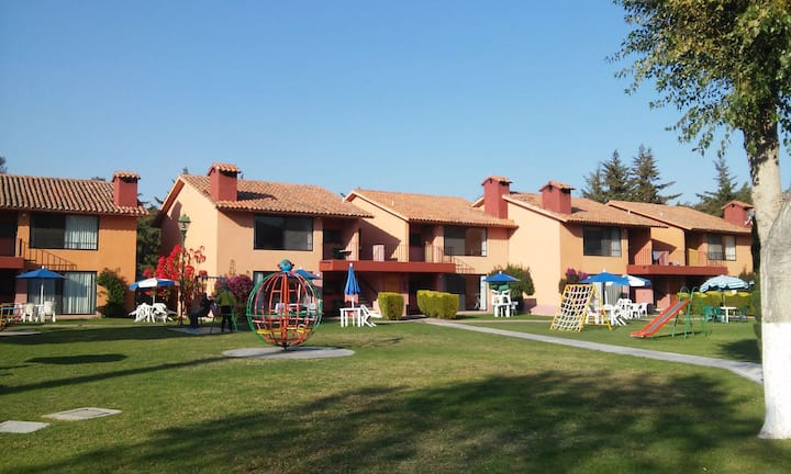 Renta d Villas/Cabañas vacacionales