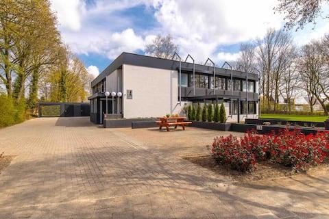 """Ruim en luxe appartement """"De Uil"""" in Emmen"""
