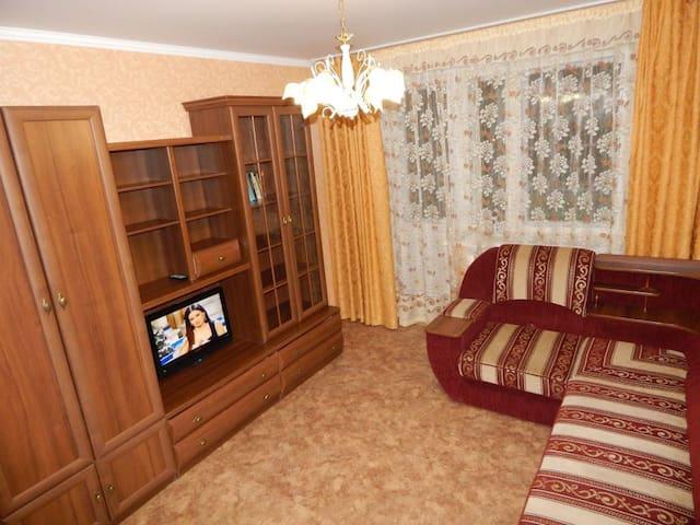 1 ком.квартира недалеко от Центра и ЖД Вокзала-1