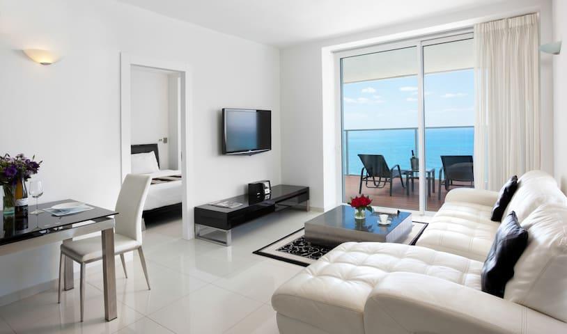 Appartement 2 pieces Island vue mer