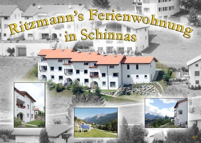 Ferienwohnung Schinnas, Scuol - Scuol - Apartament