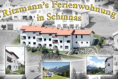 Ferienwohnung Schinnas, Scuol - 施庫奧爾