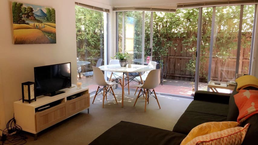 Gorgeous modern maisonette apartment - Carnegie - Flat