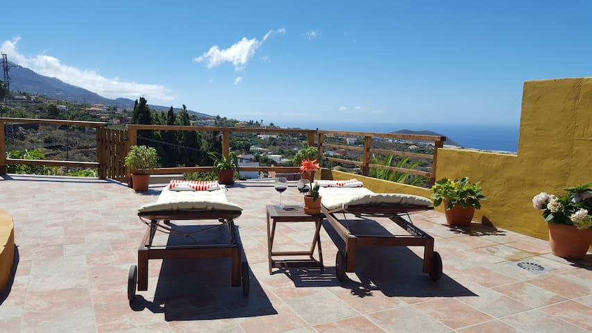 Casa Paraíso La Palma - Urbanización Celta - Dos Pinos - Townhouse