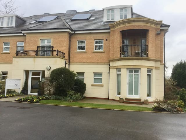 Luxury Apartment, Alwoodley, Leeds, LS17
