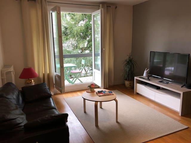 Appartement 54 m2 Lyon 5 proche toutes commodités