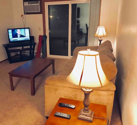 Beulah-Short-Term Rental, C-16 2BA/1BA  Apartment