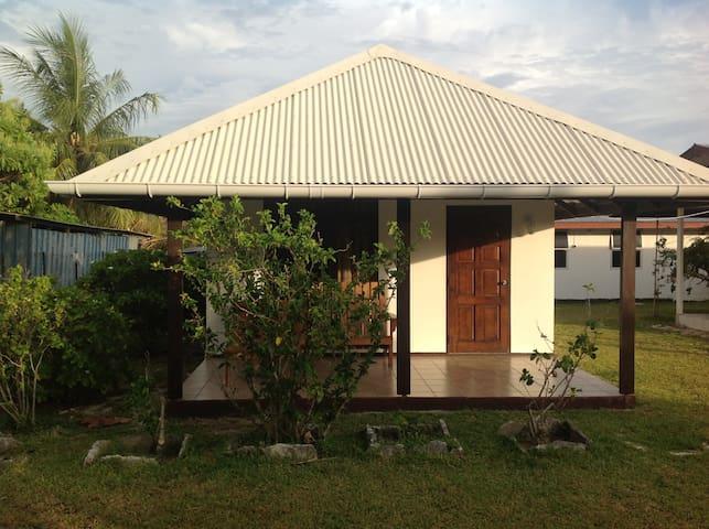 Chez Taia et Véro 1 (Rangiroa)