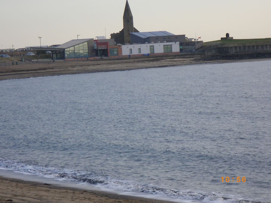 Newbiggin by the sea
