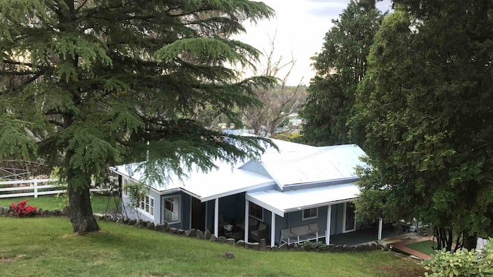 Pine Hill Cottage acreage in Nature Trees Views