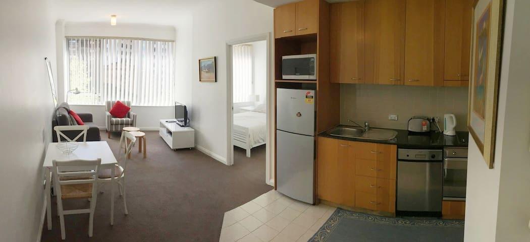 One Bedroom Apartment at Circular Quay 1109b