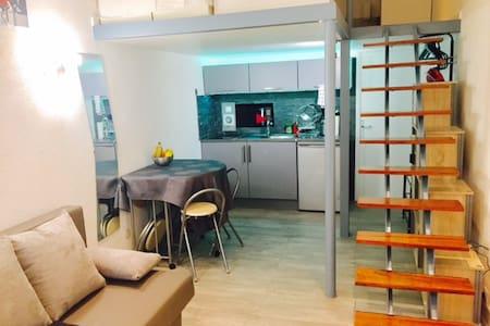 Appartement cosy 2/4 pers - Cœur Croix Rousse - Lyon - Daire