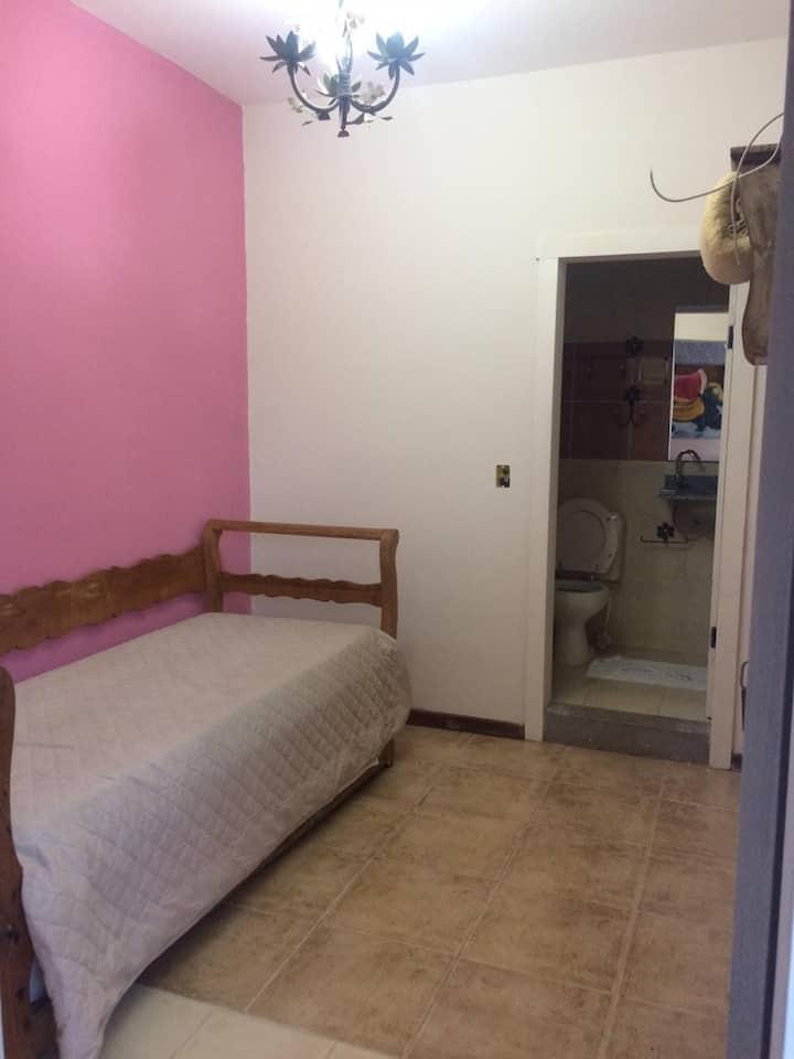 Apartamento de solteiro - Pousada Villa Alferes