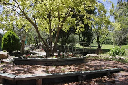 Comfort & Privacy in the Bush - Severnlea