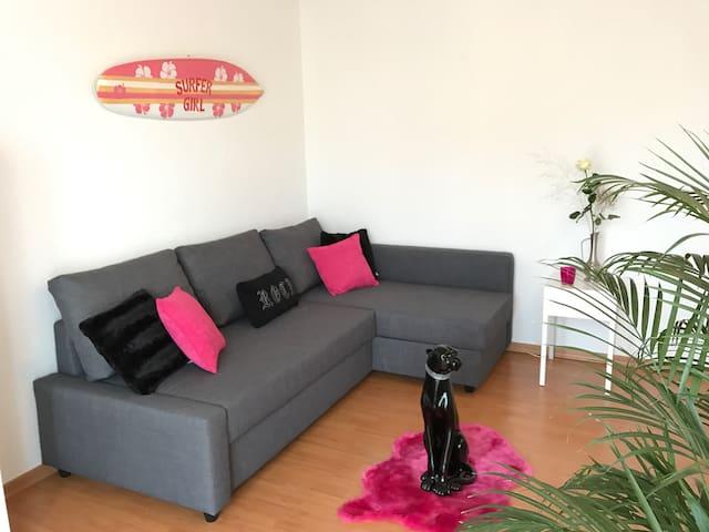 Gästezimmer in Haus mit Parkplatz - Biberist