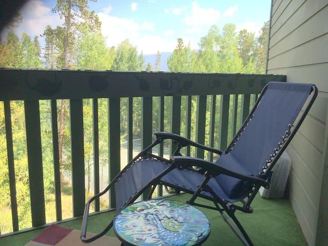 2 BR + Loft Mountain Condo - Sleeps 10 - Silverthorne - Lägenhet
