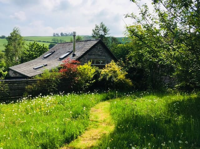 Cefn Bach, charming cottage in a super location.