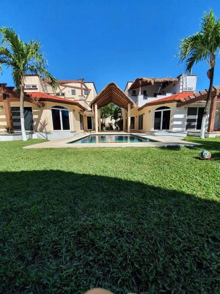 Habitacion de Lujo, Cancun 10 min playas y zona ho